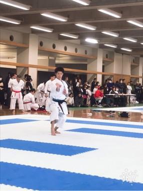 日本空手道連合会松武会北斗舘 西伊敷支部