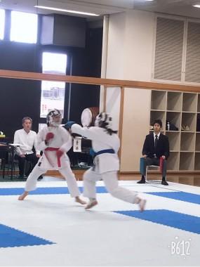 日本空手道連合会松武会北斗舘 姶良重富支部