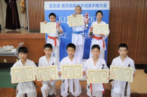 小学6男子組手1